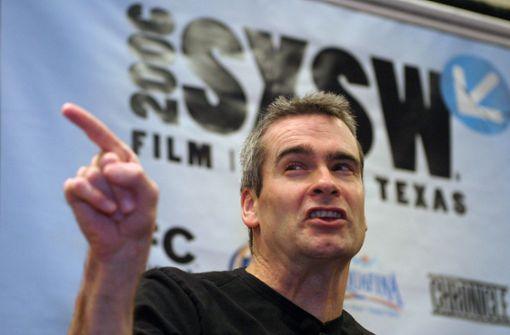 Punk, Filmstar, toller Redner