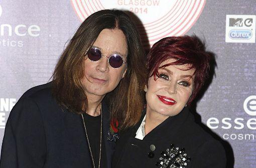 Ozzy und Sharon Osbourne feiern 35 Jahre Ehe