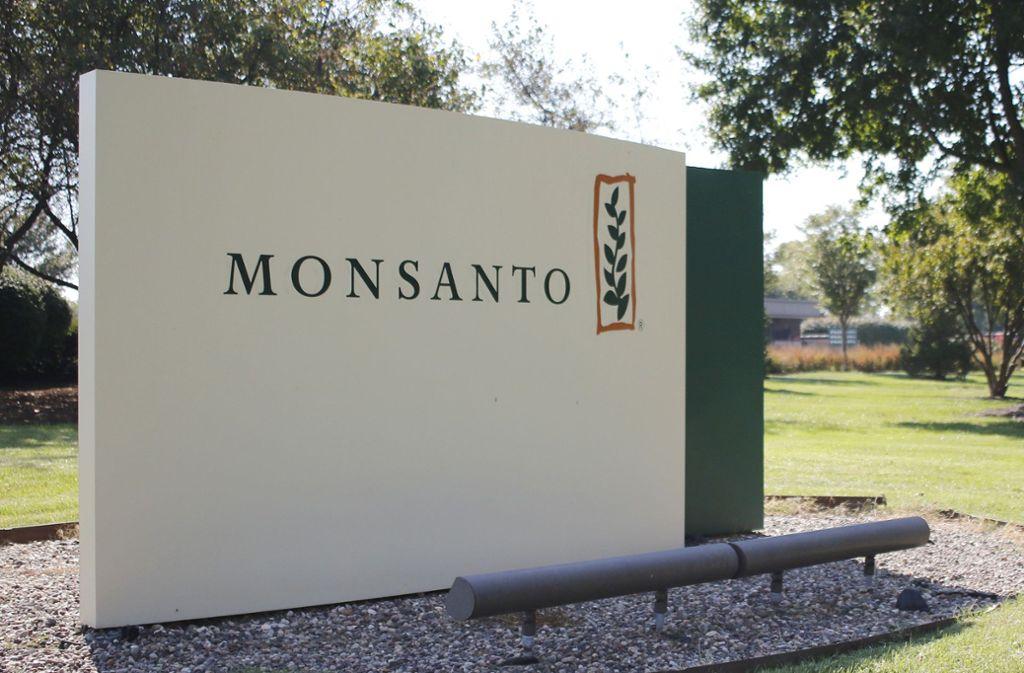 Der Name Monsanto soll verschwinden. Foto: dpa