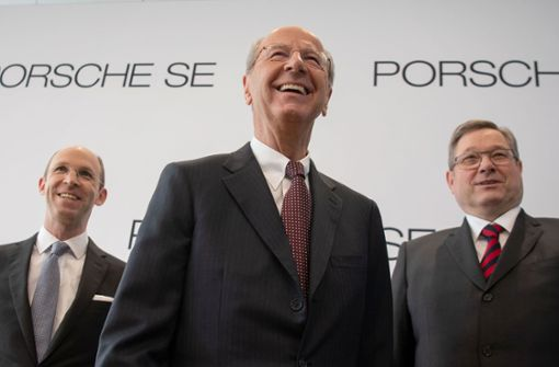 Porsche stockt Anteile an VW auf