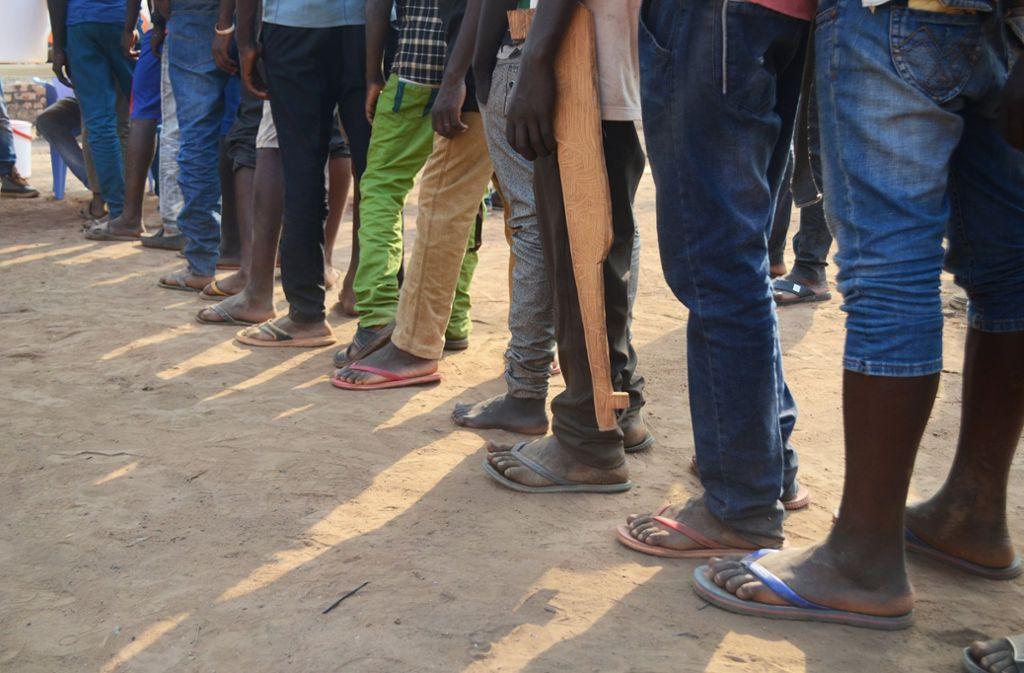 Immerhin eine gute Nachricht: Rebellen haben 300 Kindersoldaten frei gelassen. Foto: worldvision