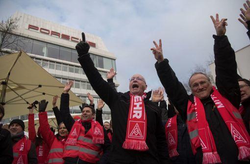 24-Stunden-Streiks verursachen hohen Schaden