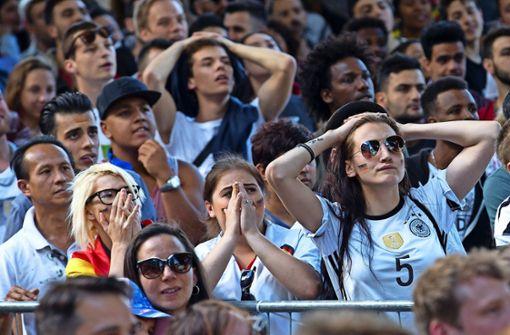 Ernüchterung bei den Fußball-Fans in Stuttgart