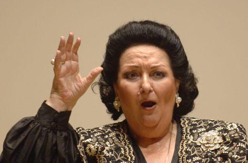 Opernsängerin Montserrat Caballé ist tot