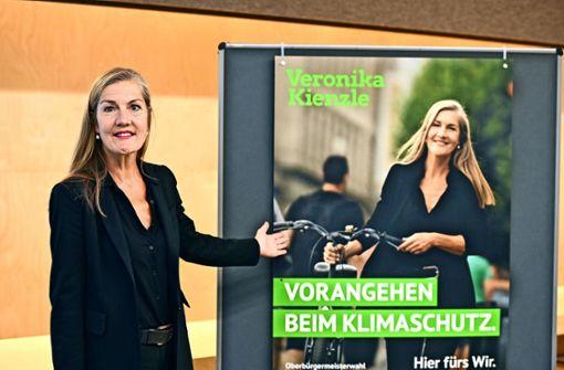 OB-Kandidatin Kienzle setzt auf Bürgernähe