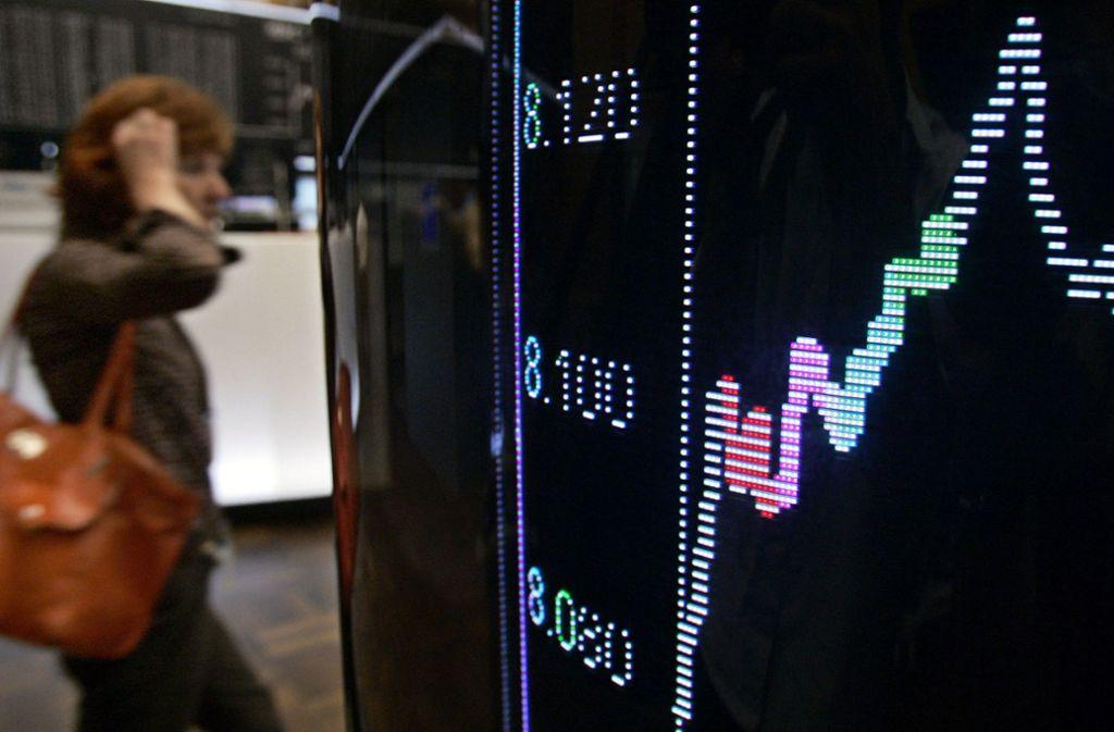 Die Börsen befinden sich wegen der Corona-Pandemie seit Wochen im Ausnahmezustand. Foto: dpa/Frank May