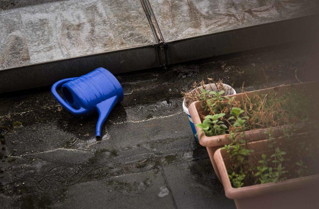 Am Wochenende wird es in und um Stuttgart nass und regnerisch. Foto: Lichtgut/Max Kovalenko/Lichtgut/Max Kovalenko