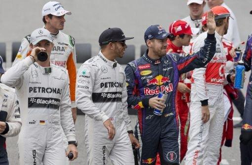 Vettel gewinnt Großen Preis von Brasilien