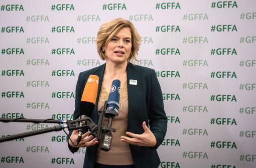Viel Spott für Kampagne von Agrarministerin Julia Klöckner