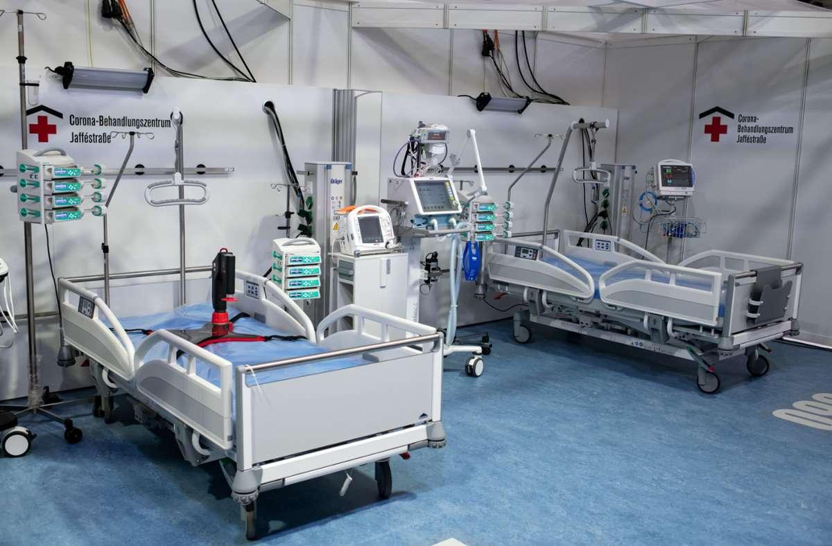 Von den Krankenhauspatienten, die nicht beamtet wurden, starben 16 Prozent. Foto: dpa/Bernd von Jutrczenka