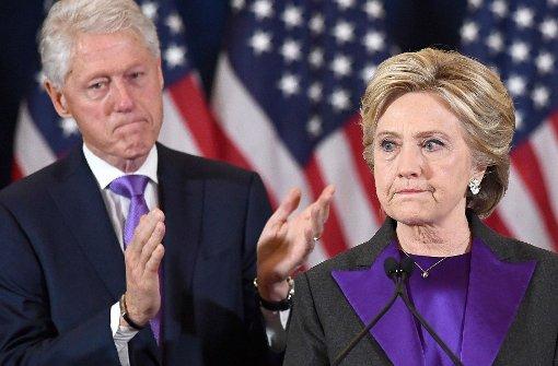 Clinton ruft zum Zusammenhalt auf