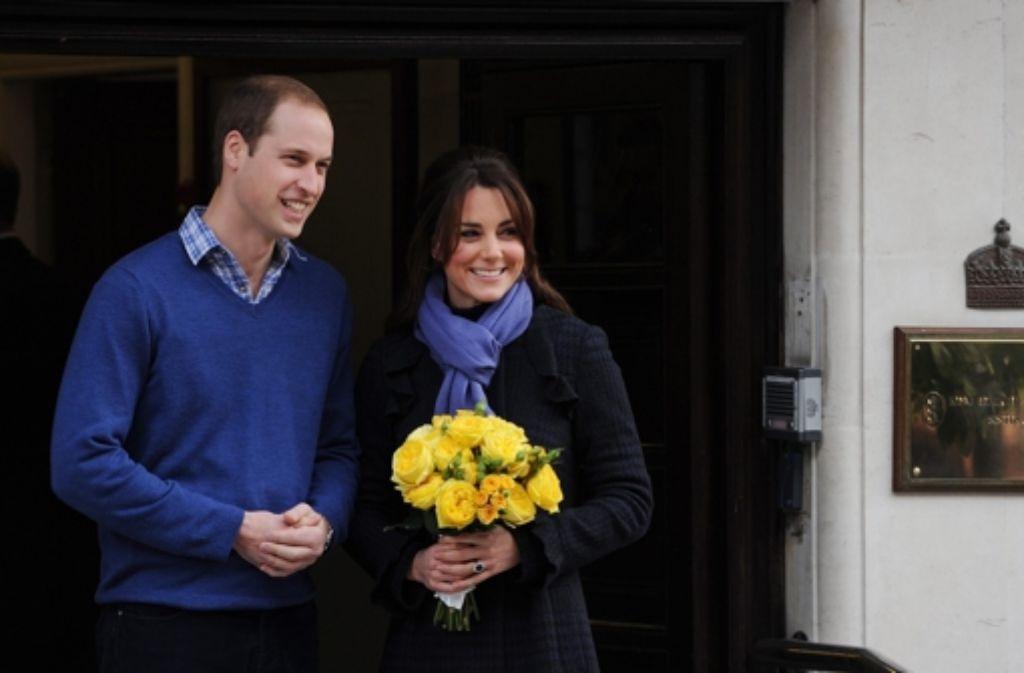 William hat seine Kate wieder – und wir freuen uns auf neuen Stoff zum Tratschen. Foto: dpa