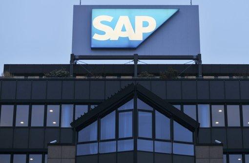 Umbau macht SAP zu schaffen