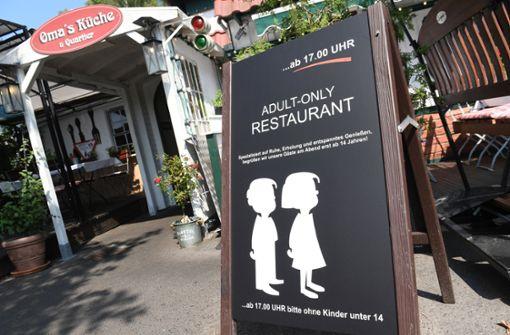 """Kinder dürfen abends nicht mehr in """"Omas Küche"""""""