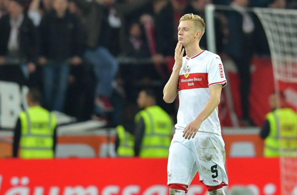 Timo Baumgartl ist wieder beim VfB Stuttgart im Einsatz. Foto: dpa