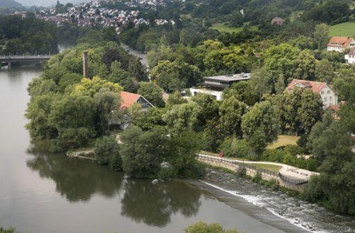 Neckarufer birgt weiter Zündstoff