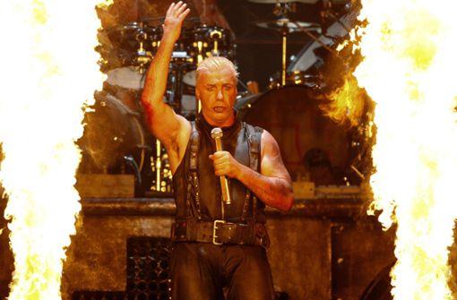 Fans wählen besten Rammstein-Song