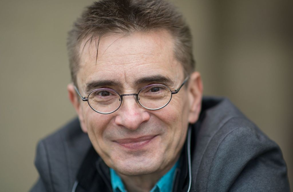 Mathias Richling ist in Berlins Politikbetrieb auf alles und jeden gefasst. Foto: dpa