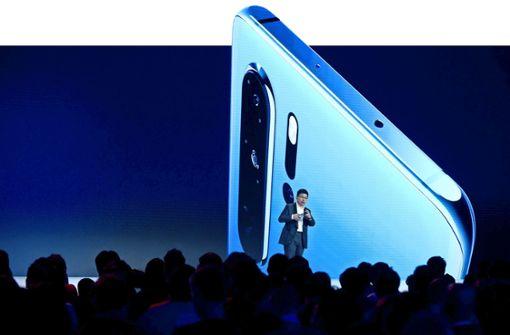 Neue Mobilfunkwelt im Schatten Chinas