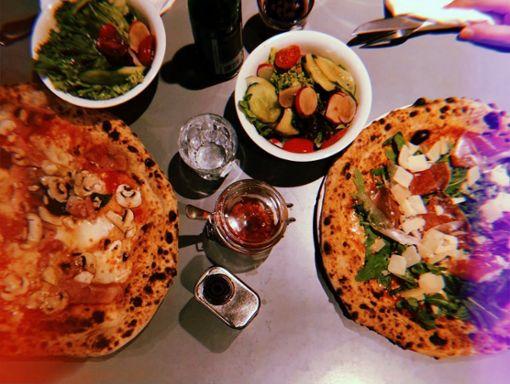 Pizza geht immer! Das sind unsere Favoriten im Kessel.