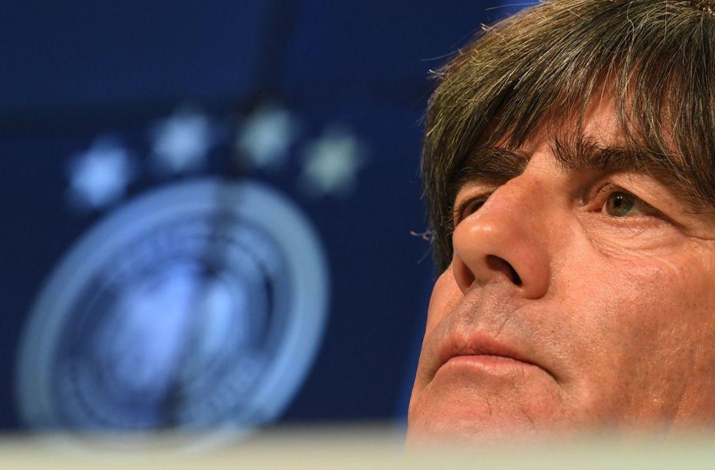 Bundestrainer Joachim Löw: Es ist nicht alles schlecht, findet er Foto: dpa