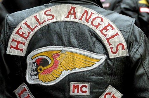 Rocker  greifen Hells Angels an