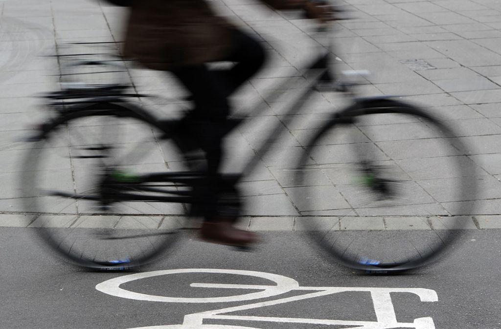 Auch fürs Fahrradfahren gelten Promillegrenzen. Foto: dpa/Daniel Bockwoldt