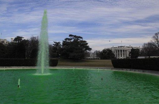 Es grünt so grün - nicht nur in Dublin