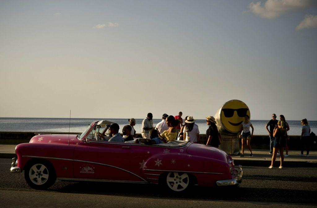 Auf Kuba könnte eine Klagewelle aus den USA zukommen. Foto: AP