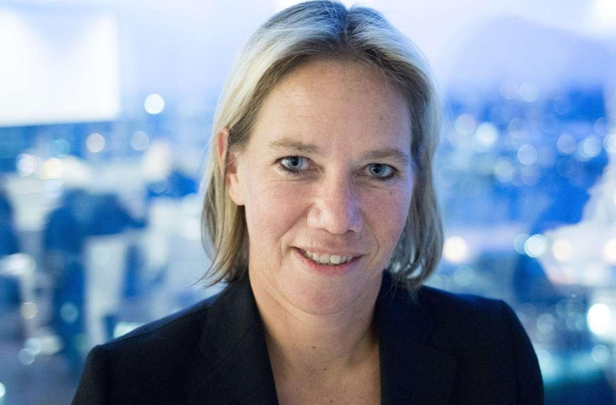 Christine Strobl bekleidet künftig eine absolute Spitzenposition bei der ARD. Foto: dpa/Christian Charisius