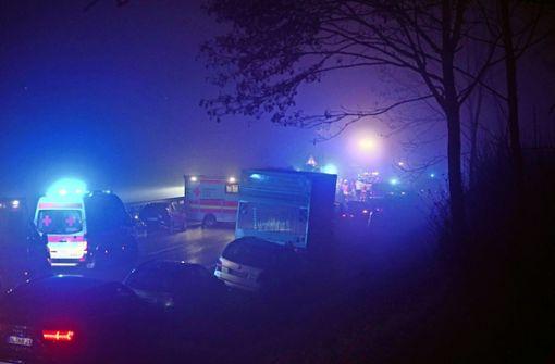 Ermittlungen zu  schwerem Unfall vor Abschluss