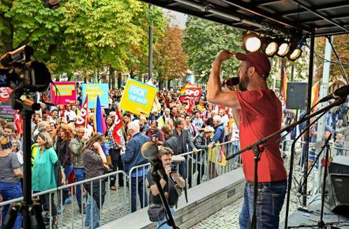 Stuttgart bekennt Farbe gegen Rassismus