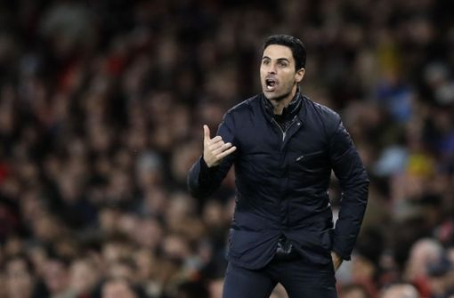 Arsenal-Trainer positiv auf Coronavirus getestet