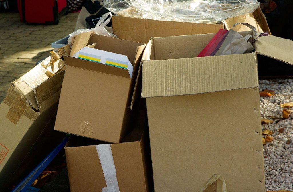 Der Verpackungsmüll wird wohl mehr. Foto: Pixabay
