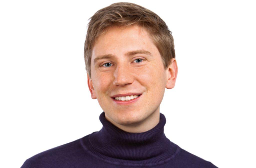 3 Fragen, 3 Antworten: Das Twitter-Interview mit Christoph Ozasek (Die Linke),... Foto: Privat