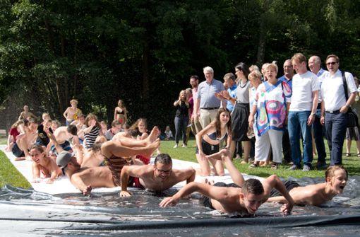 Waldheime rüsten sich für Sommerspiele