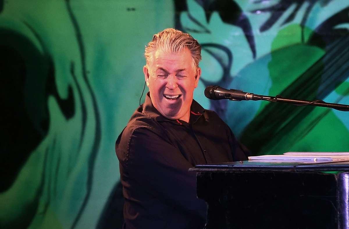 Donovan bei einem Konzert im Juli 2020 Foto: Avanti/Ralf Poller