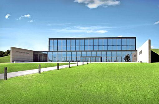Würth baut ein neues Museum