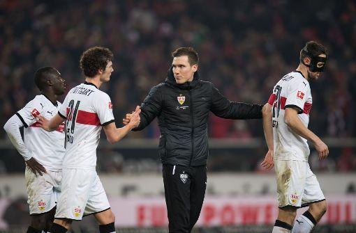 Stuttgart gegen Bayern: Gute Leistung, schlechtes Ergebnis