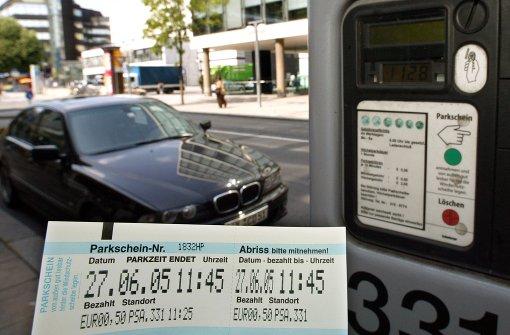 Heftiger Streit um  Parkraumkonzept