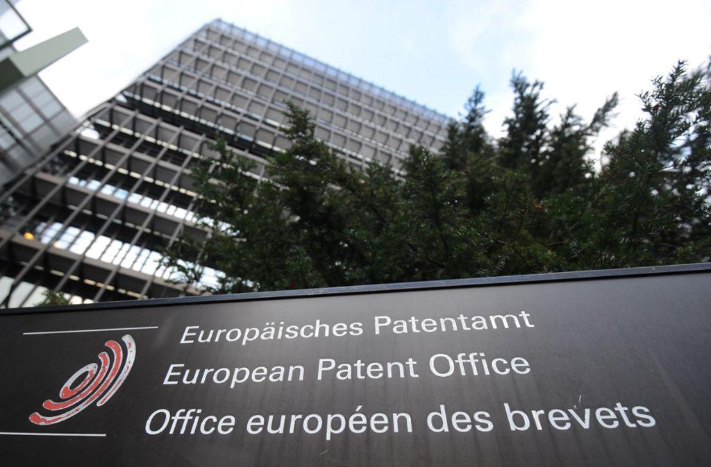Für Erfindungen können Unternehmen beim Europäischen Patentamt in München Schutz beantragen. Foto: dpa