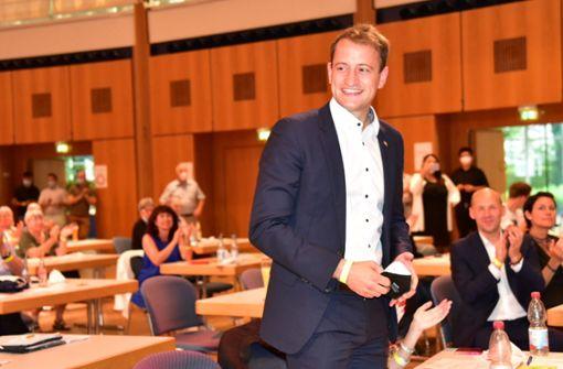 Matthias Miller führt Kreis-CDU