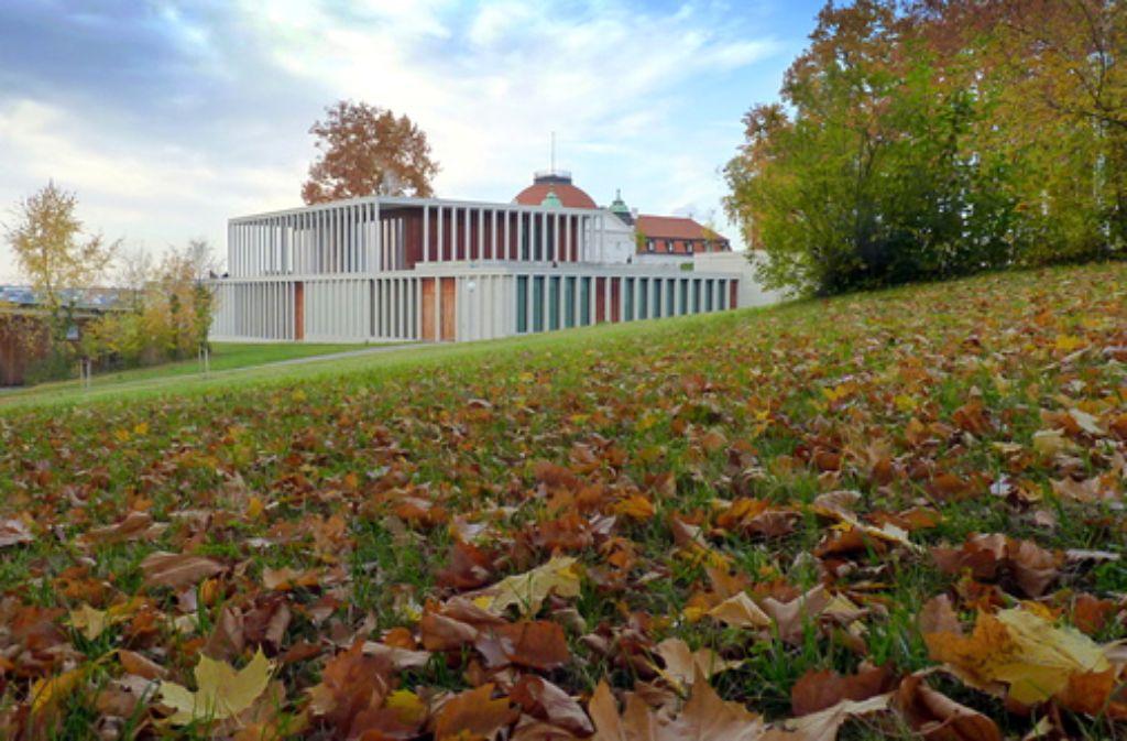 Das Deutsche Literaturarchiv in Marbach Foto: Leserfotograf rika