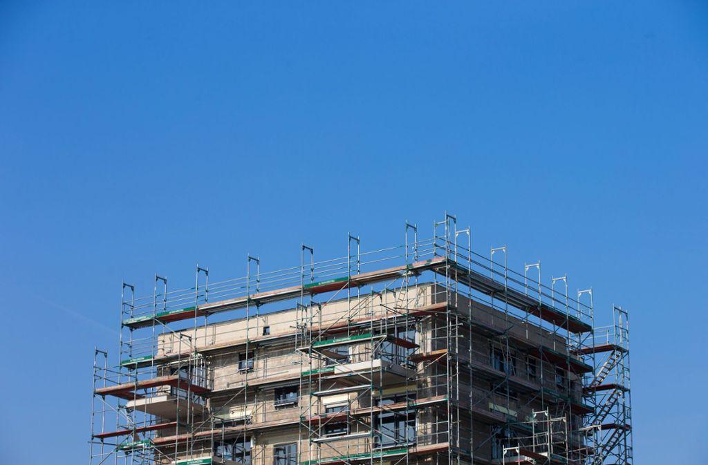 Der Bedarf an bezahlbaren Neubauten für Normalverdienende ist hoch. Foto: dpa