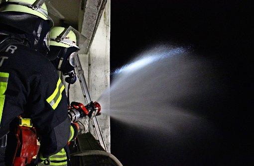 Bessere Bedingungen für die Brandschützer