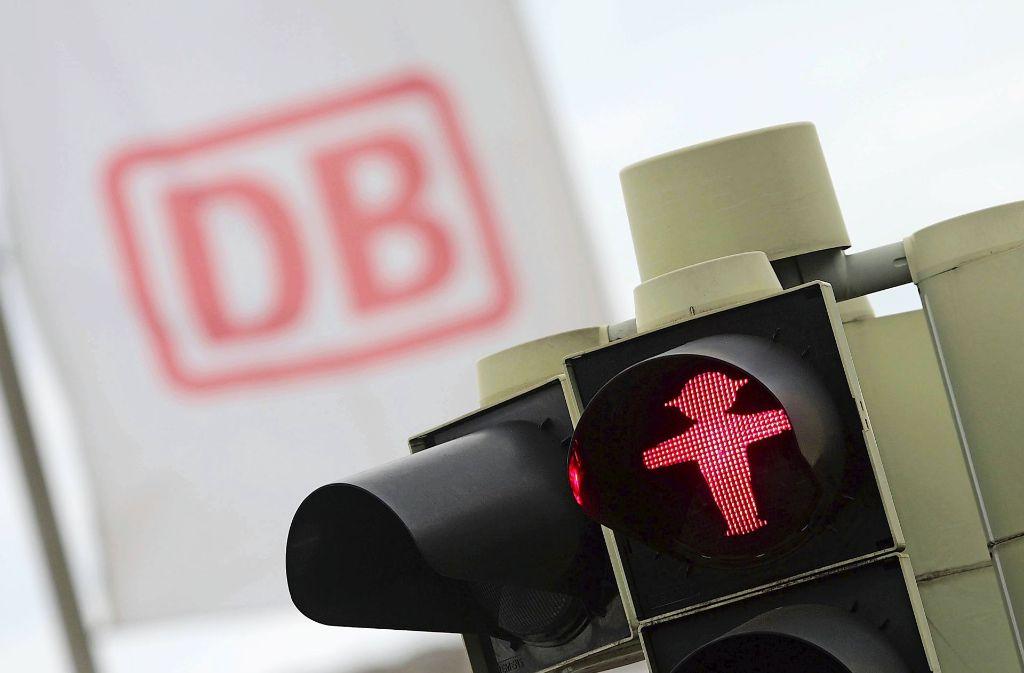 Die DB-Netze haben die Hesse-Bahn untersucht. Foto: Archiv