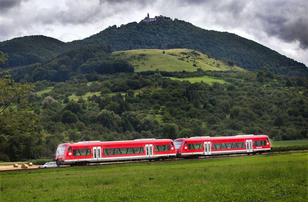 Die Teckbahn soll in der Zukunft nicht nur idyllisch, sondern auch barierefrei unterwegs sein. Foto: Ines Rudel/Archiv