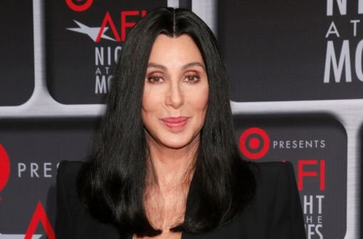 Popcorn knabbern mit Cher