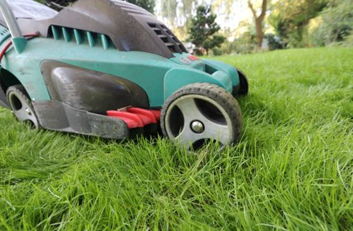 Rasenmähen –  So klappt's am besten