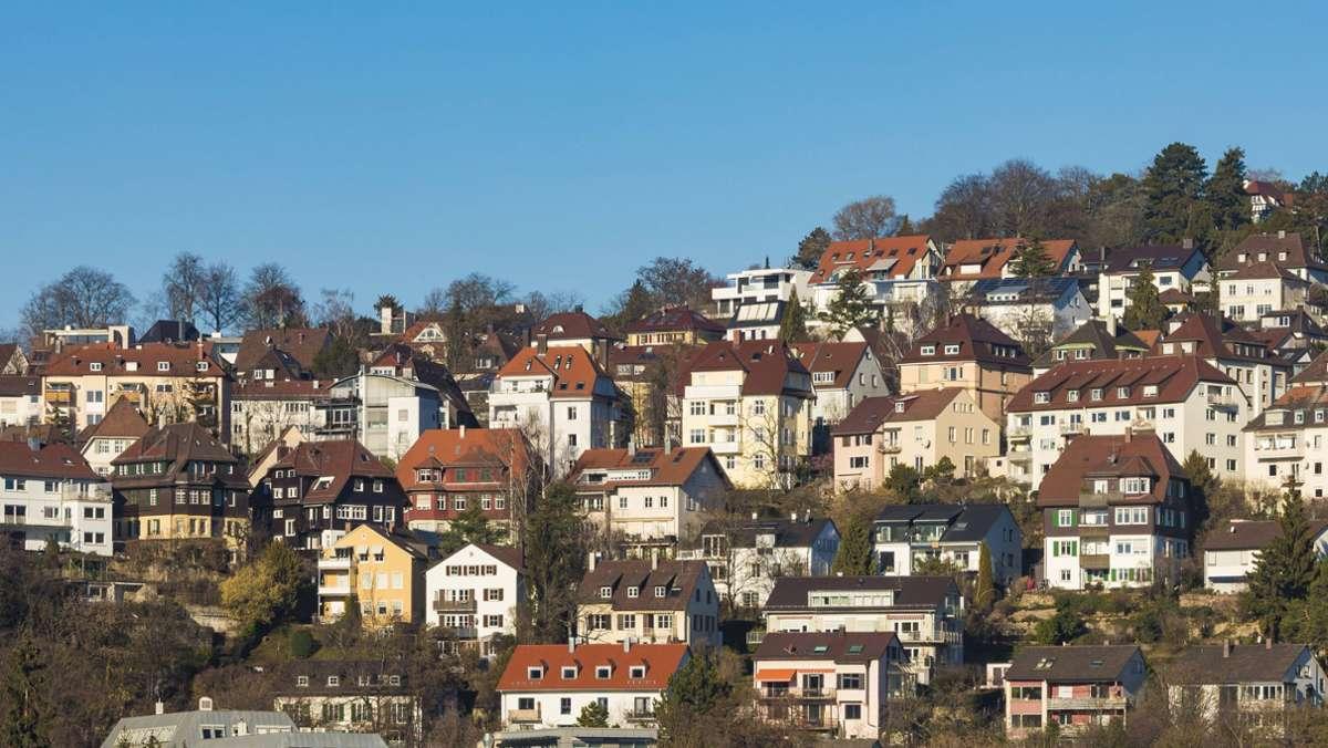 Land lässt viele Wohnungen leer stehen